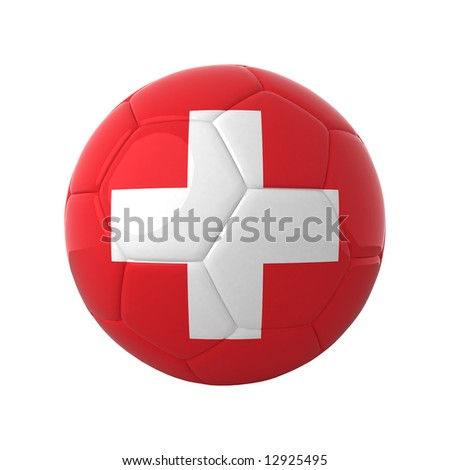 Swiss football for europe's championship.