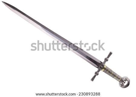 Sword - stock photo