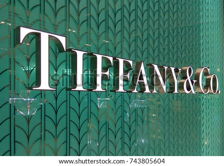 Tiffany Store Fashion Valley