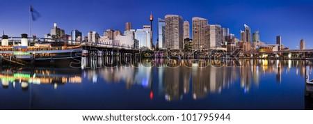 Sydney, NSW/Australia - May 06, 2012: Qantas Airbus A380 departures Sydney Airport - stock photo