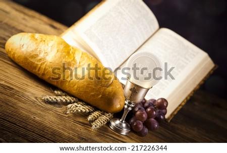 Symbol christianity religion  - stock photo