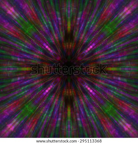 Symmetry abstract background for design