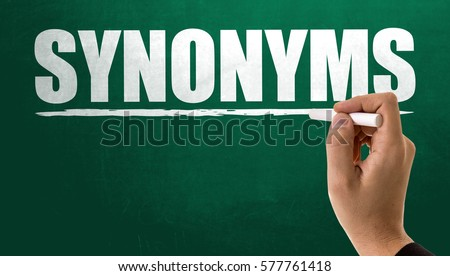 Synonyms & Synonyms Stock Images Royalty-Free Images u0026 Vectors | Shutterstock
