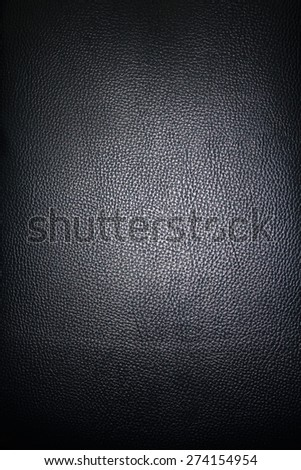 Synthetic leather for background - stock photo