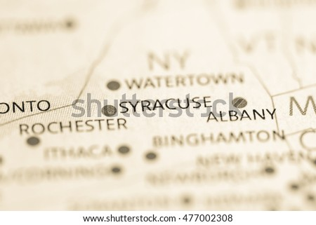 Syracuse. New York. USA