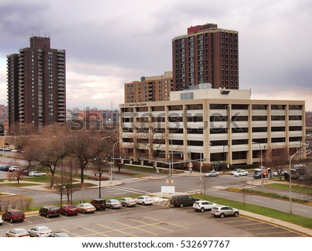 Hanover Square Apartments Syracuse