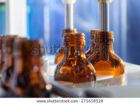 syrup production - stock photo