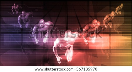"""fast respond"" stock photos, royalty-free images, Muscles"