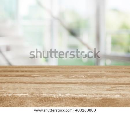 Table. - stock photo