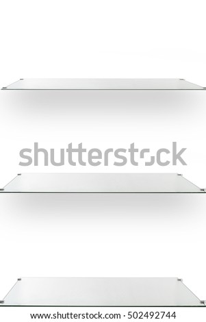 table glass for table presentation.