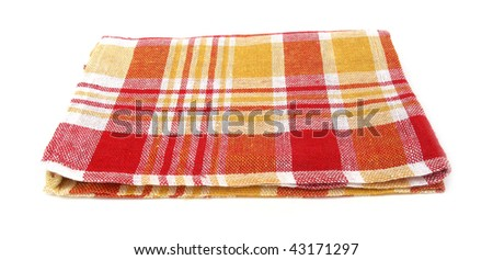 Table napkin or tablecloth