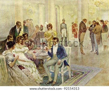 the russian royals in war and peace by leo tolstoy Here, i discuss another russian novel, published at the exact same time, in the exact same periodical: leo tolstoy's war and peace[1] and both novels, in their own astonishing way, discuss napoleon.
