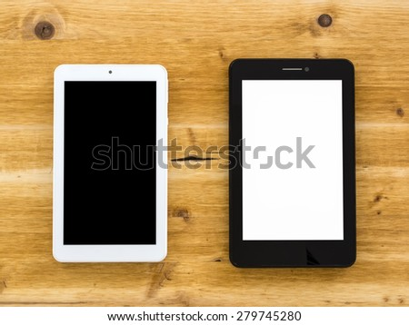 Tablets  - stock photo
