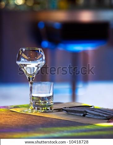 Tablewares - stock photo