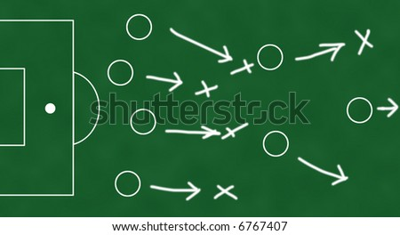 tactic schema for soccer