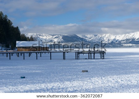 Tahoe Winter