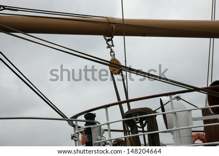 Tall ship race, Riga 2013