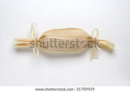 Tamale - stock photo