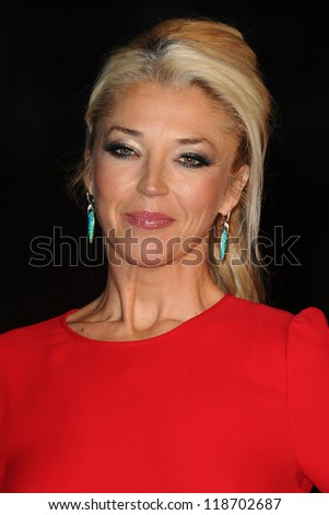 "Tamara Beckwith arriving for the ""Skyfall"" world premiere after party at the Tate Modern, London. 23/10/2012 Picture by: Steve Vas"