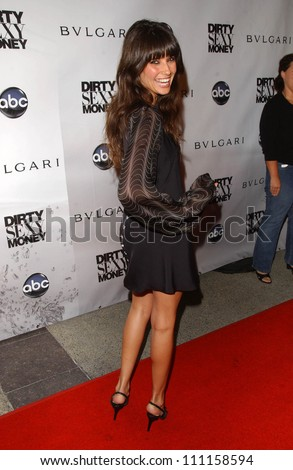 "Tamara Feldman at the Screening Party for ""Dirty Sexy Money"". Paramount Theatre, Los Angeles, CA. 09-23-07"