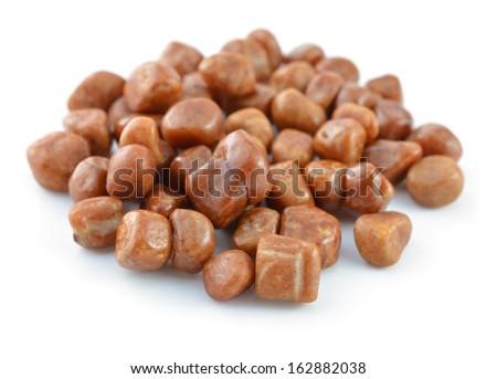 Tamarind candy. - stock photo