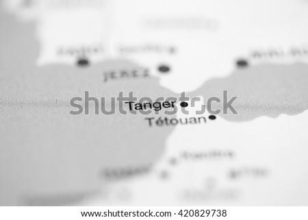 Tanger. Morocco - stock photo
