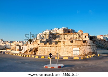 Tangier, Province Tangier-Tetouan, Morocco - stock photo