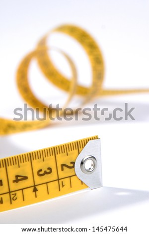 TAPE MEASURE OF TAILOR
