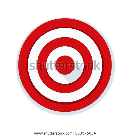 Target button illustration