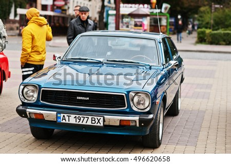 Toyota Corolla Stock Images Royalty Free Images Vectors