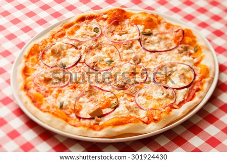tasty pizza