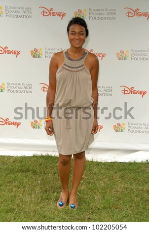 Tatyana Ali  at the 2010 A Time For Heroes Celebrity Picnic, Wadsworth Theater, Los Angeles, CA. 06-13-10