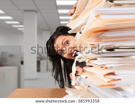Tax. - stock photo