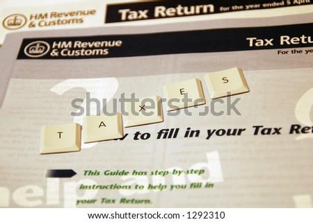 Tax on stock options uk