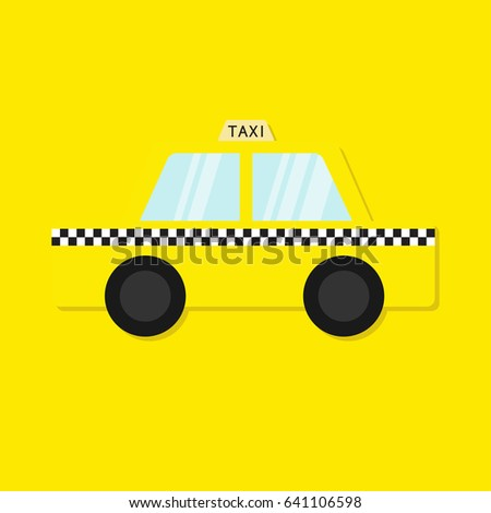 Checker Cab London >> Cartoon Black Cab Stock Images, Royalty-Free Images ...