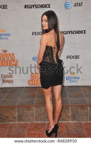 Taylor Cole at Spike TV's Guys Choice Awards 2011 at Sony Studios, Culver City, CA. June 4, 2011  Los Angeles, CA Picture: Paul Smith / Featureflash