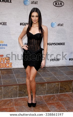"Taylor Cole at the Spike TV's 5th Annual 2011 ""Guys Choice"" Awards held at the Sony Pictures Studios in Los Angeles, California, United States on June 4, 2011."
