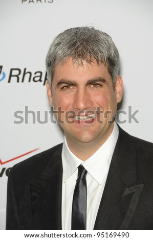 TAYLOR HICKS at the Clive Davis pre-Grammy Party at the Beverly Hilton Hotel. February 11, 2007  Beverly Hills, CA Picture: Paul Smith / Featureflash