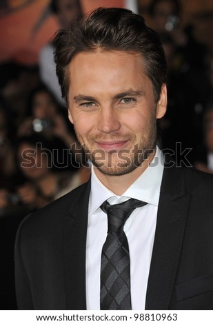 "Taylor Kitsch at the world premiere of his new movie ""John Carter"" at the Regal Cinemas L.A. Live. February 22, 2012  Los Angeles, CA Picture: Paul Smith / Featureflash"