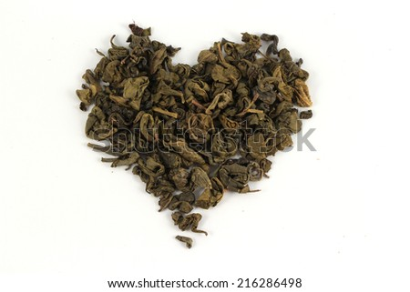 tea, green tea, background, drink - stock photo