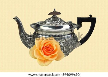 Tea time - stock photo