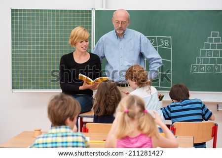 Teach Assist Stock Images, Royalty-Free Images & Vectors ...