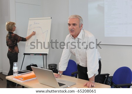 Teachers - stock photo
