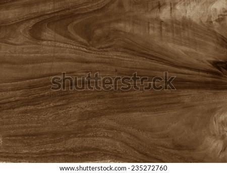 Teak wood background texture - stock photo
