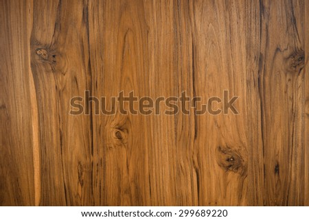 teak wood plank with natural pattern for design and decoration