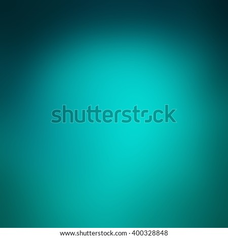 teal blue background blur, dark color shadows and texture - stock photo