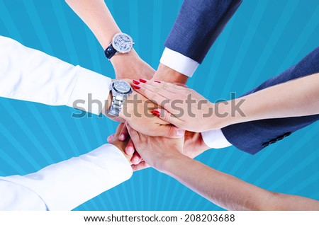 Girl Red Dress Gives Keys Documents Stock Photo 517414156 ...