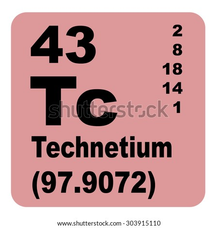 Technetium periodic table elements stock illustration 303915110 technetium periodic table of elements urtaz Images