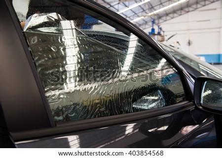 broken windshieldcar crash stock photo 158404151 shutterstock. Black Bedroom Furniture Sets. Home Design Ideas