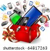 Technological Gifts - stock